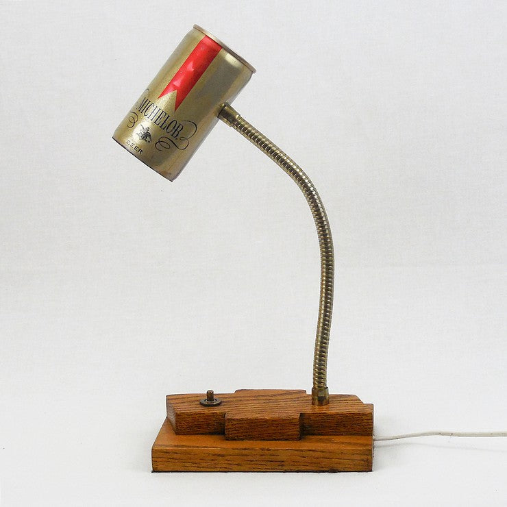 Handmade Chevy Desk Lamp