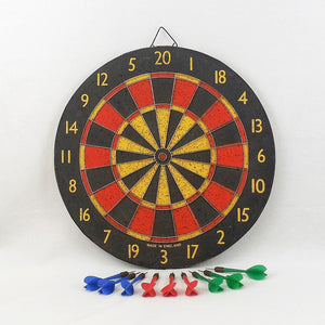 Double-Sided Dart Board