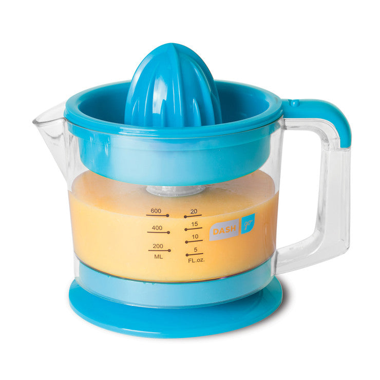 Dash Go Citrus Juicer Blue