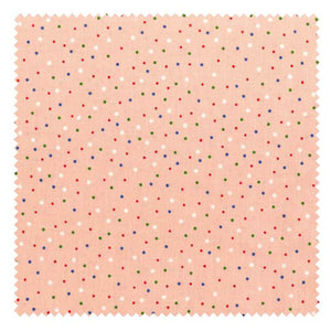 Dots 3 Yard Cut Pink