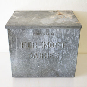 Foremost Dairy Box