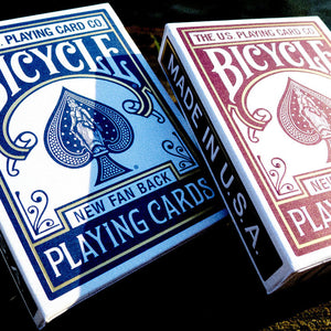 Bicycle New Fan Cards 2 Pack