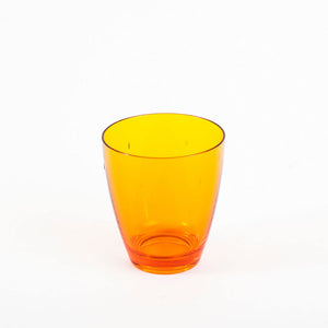 11oz Glass Amber Set Of 4