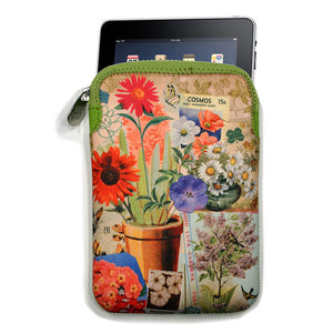 iPad Mini Sleeve Flowers