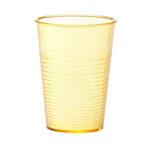 Party Cups Yellow Set Of 6