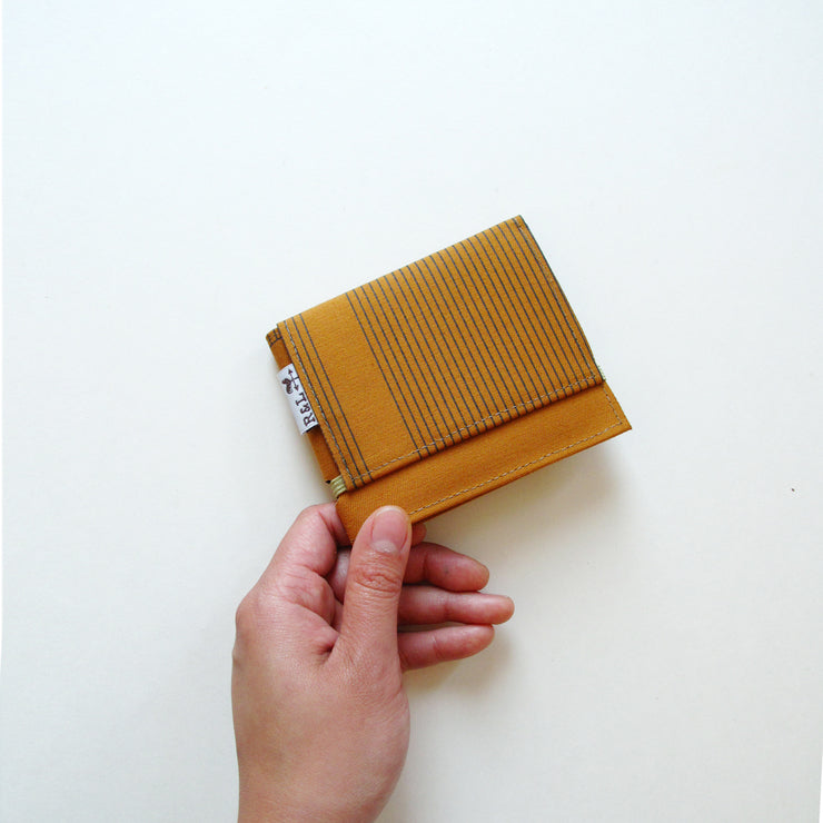 Ledger Print Billfold