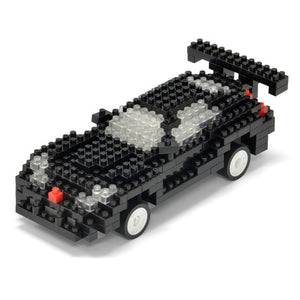 iPhone-Controlled Mini Car Black