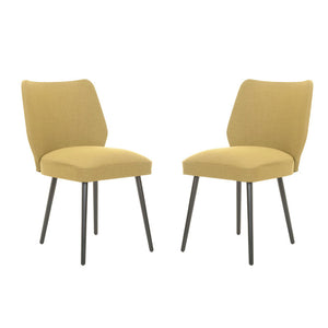 Ethel Dining Chair Grn Set Of 2