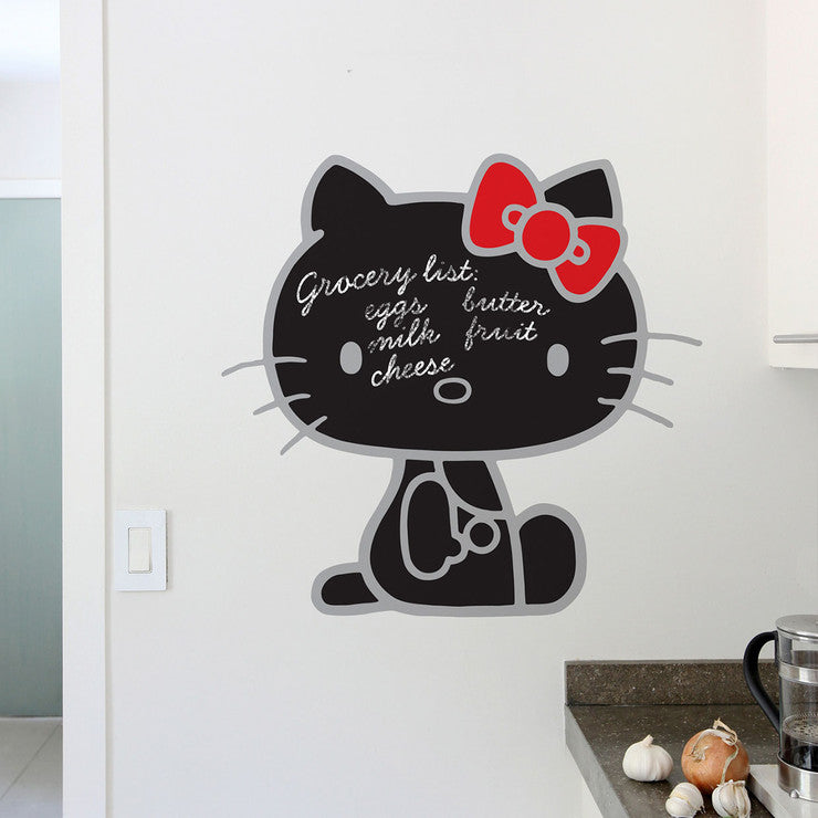Hello Kitty Chalkboard Re-Stik