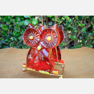 '70s Owl Napkin Holder