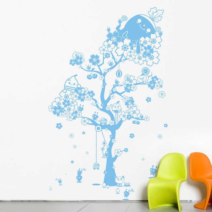 Blossom Tree Decal