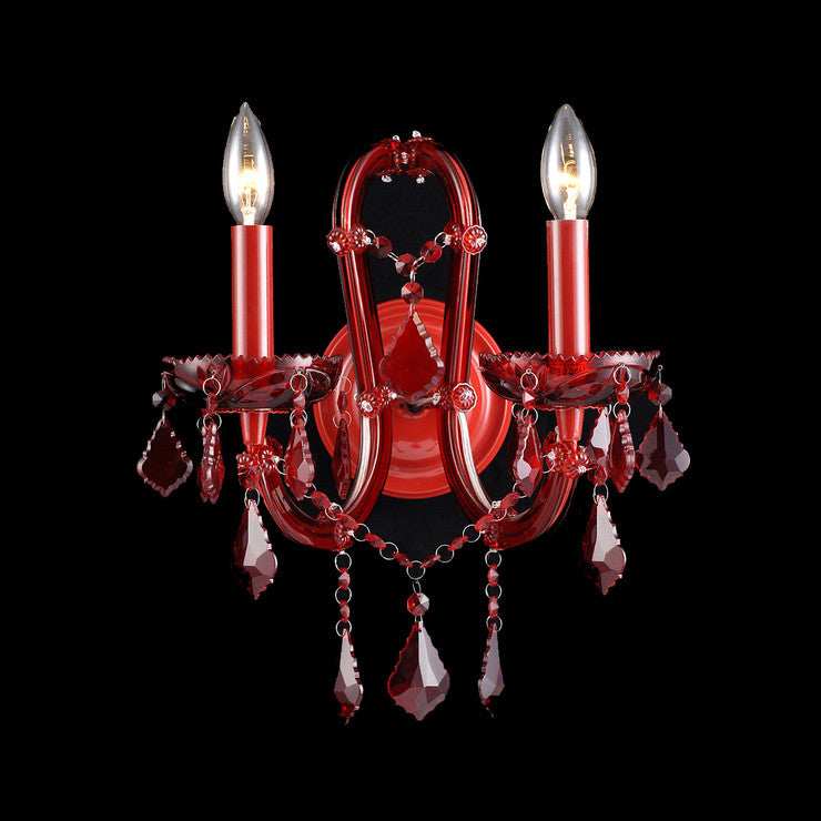 Crimson Blvd Sconce