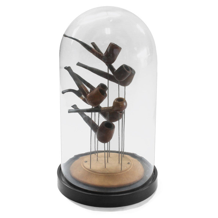 Smoking Pipes Sculpture
