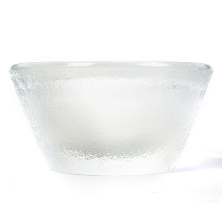 Iittala Textured Glass Bowl