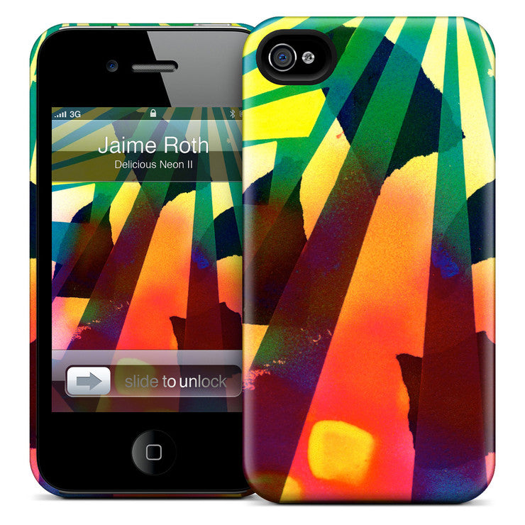 Delicious iPhone 4/4S Neon II