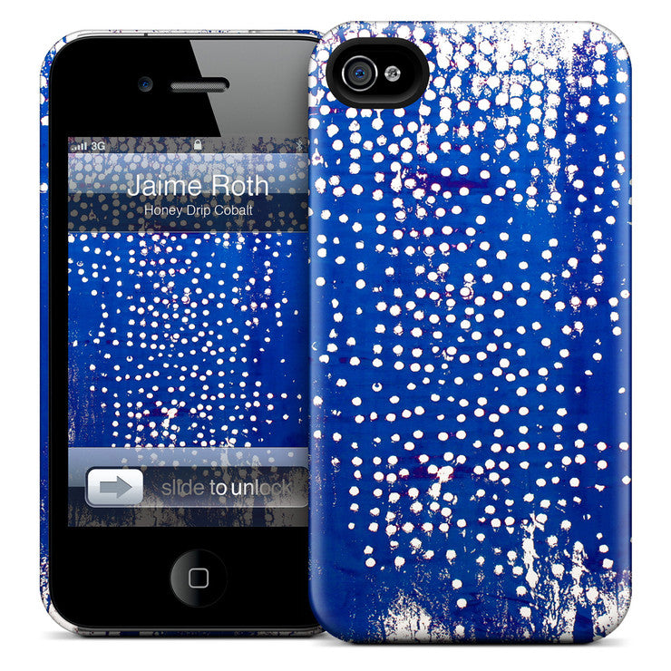 Honey Drip iPhone 4/4S Cobalt