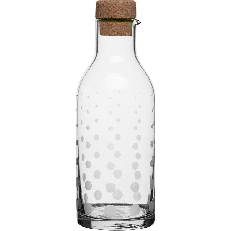 Aqua Drop Carafe Clear