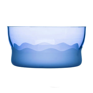 Aqua Wave Serving Bowl Blue