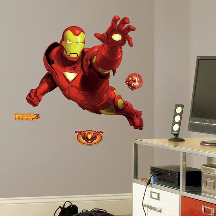 Iron Man Giant Decal