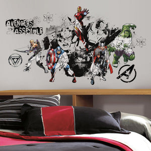 Avengers Assemble Decal
