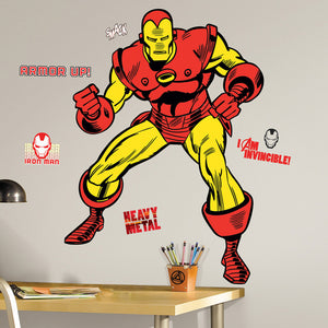 Iron Man Decal I