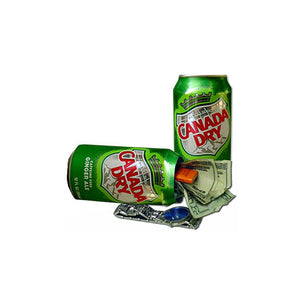 Diversion Safe Canada Dry