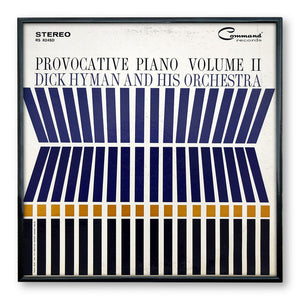 Brown: Provocative Piano LP