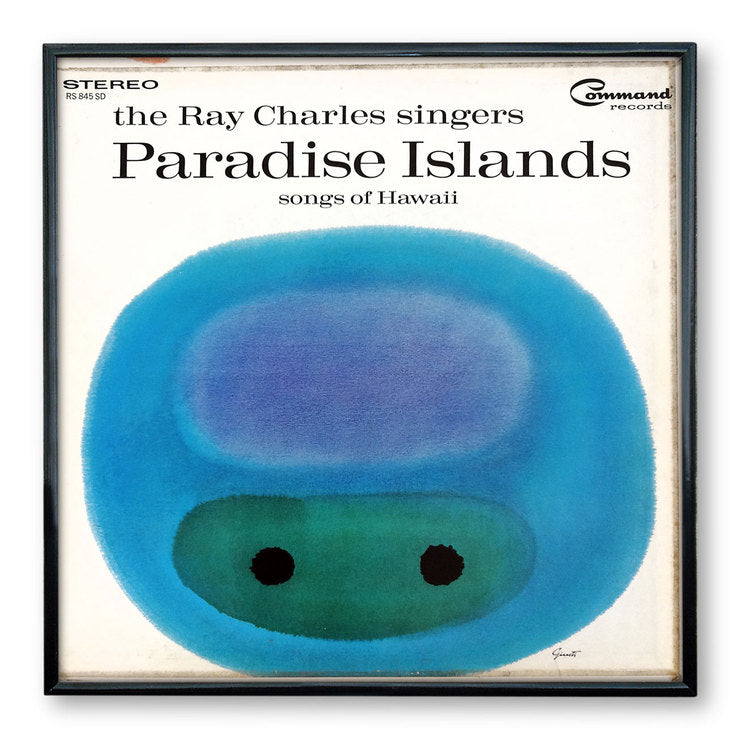 Giusti: Paradise Islands LP