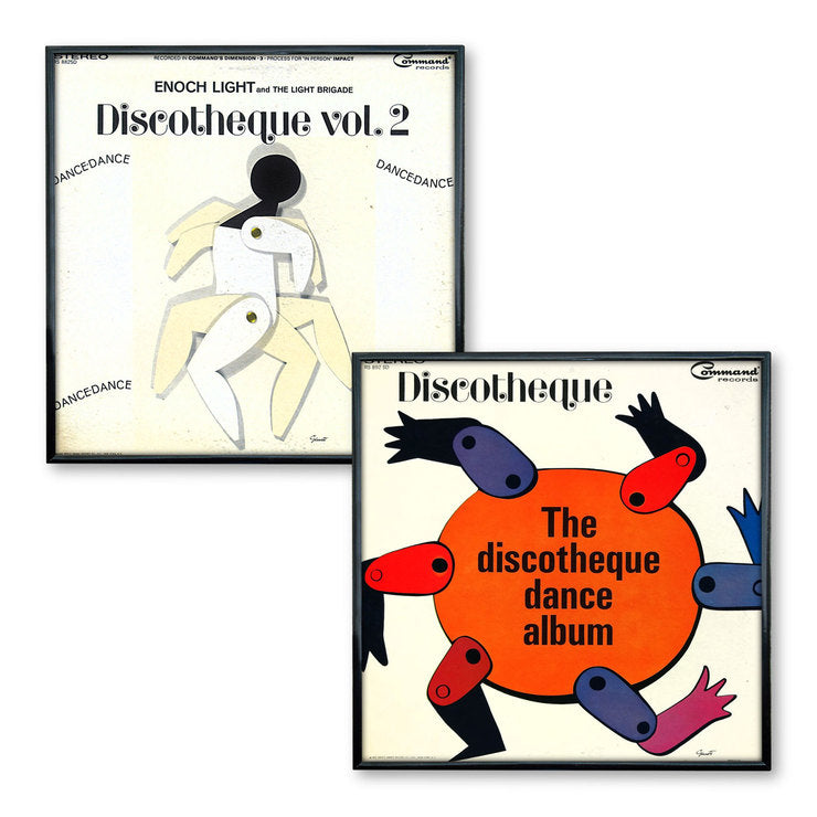 Giusti: Discotheque LP Set