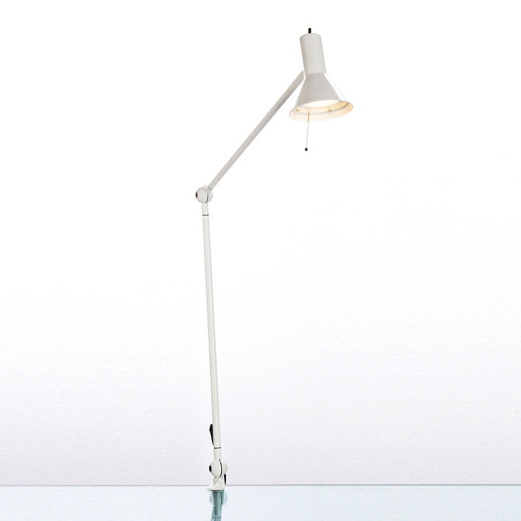 James Clamp Desk Lamp White