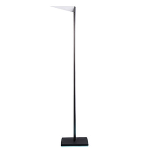 Amneris Floor Lamp Black & White