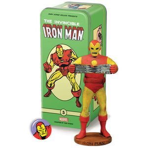 Iron Man  II Figurine