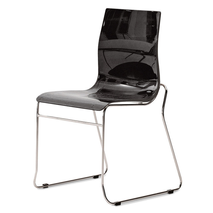 Gel T Chair Black
