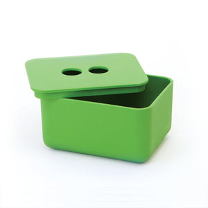 Bath Box Large Green