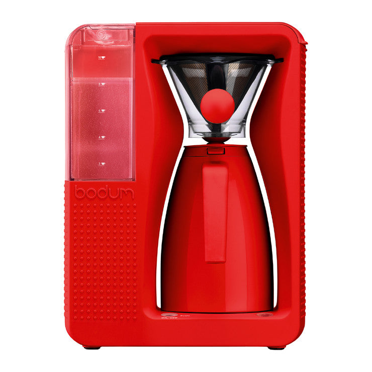Bistro b.over Coffee Maker Red