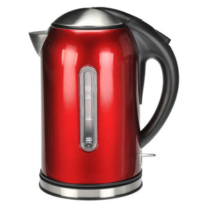 Cordless Kettle Red
