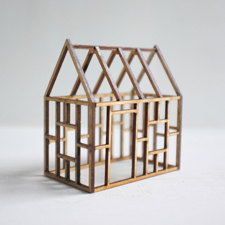 Birch Frame House Natural