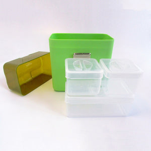 Deluxe Lunchbox Green