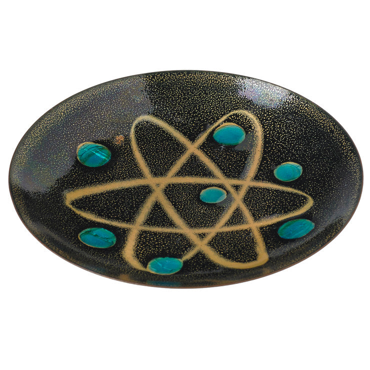 Enamel Atomic Ashtray