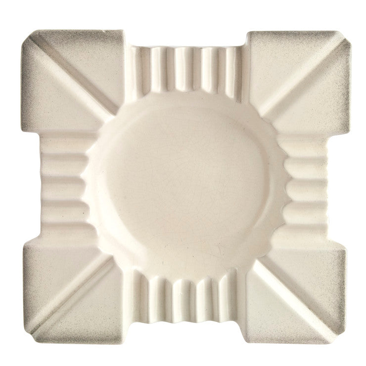 Deco Porcelain Ashtray