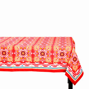 Salsa Tablecloth 60x80