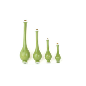 Green Vase Wall Hangings
