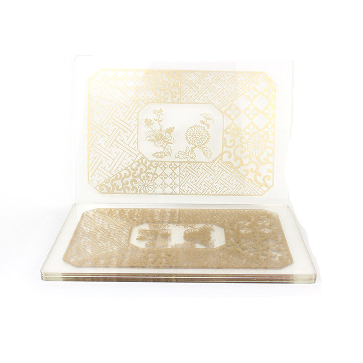 Lucite Placemats