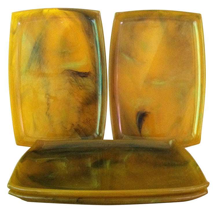 Resin Trays Set Of 4