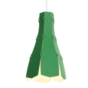 Lily Lampshade Green