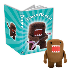 Domo 4\ Vinyl & Notebook Set""