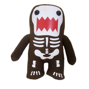 Glow In Dark Skeleton Plush M
