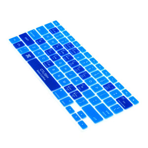 Mac Keyboard Cover Blue