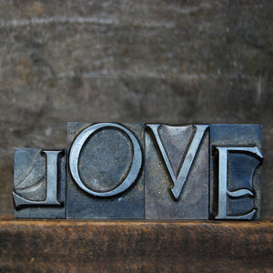 LOVE Metal Type I