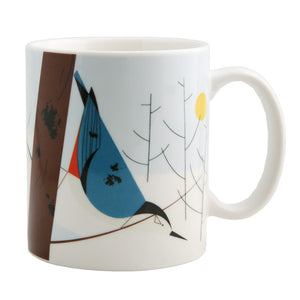 Harper Nuthatch Mug Set Of 2
